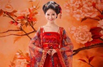 Как в Древнем Китае можно было узнать о статусе женщины по рукавам ее одежды