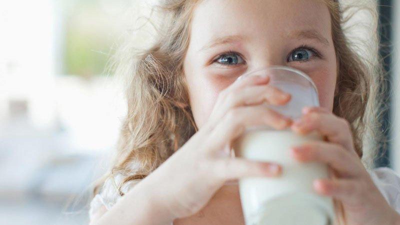 Процесс усваивания молока организмом у европейцев и азиатов