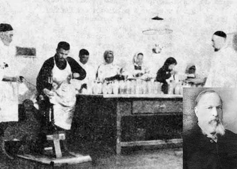 доктор Постников и лечение кумысом