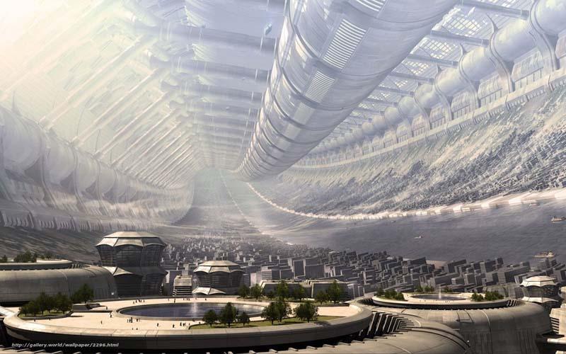 Город будущего с точки зрения японцев