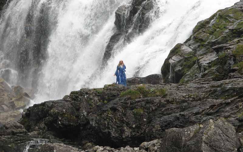 Путешествие в Норвегию и знакомство с хюльдрой