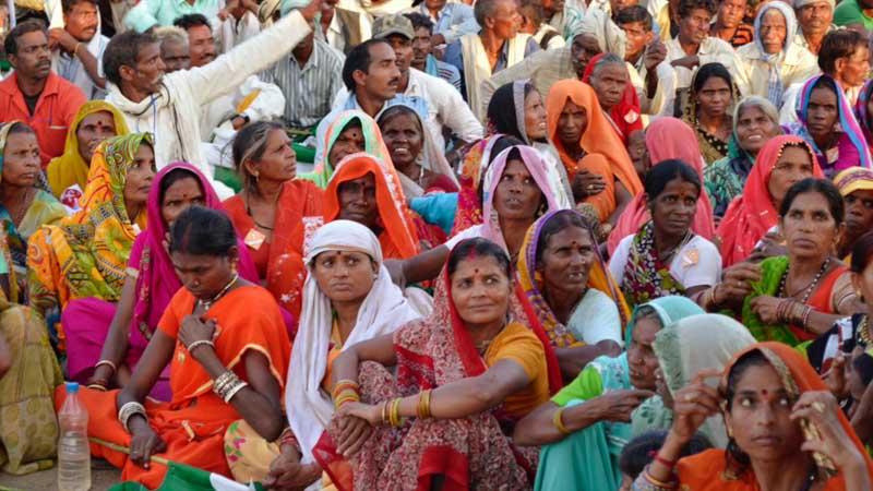 Байга: индийские люди-панды