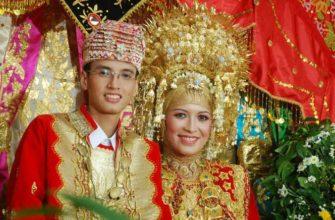 Индонезийские свадьбы