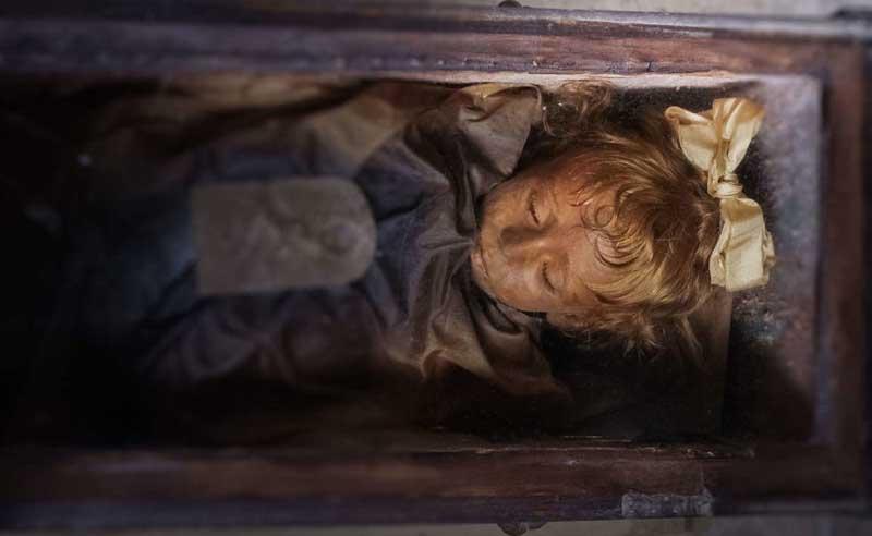 Тайна мумии девочки Розалии: как тело сохранило свой вид спустя 100 лет?