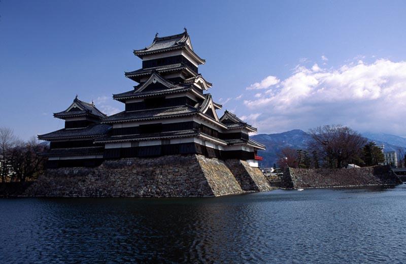 Секреты старинного японского замка Мацумото