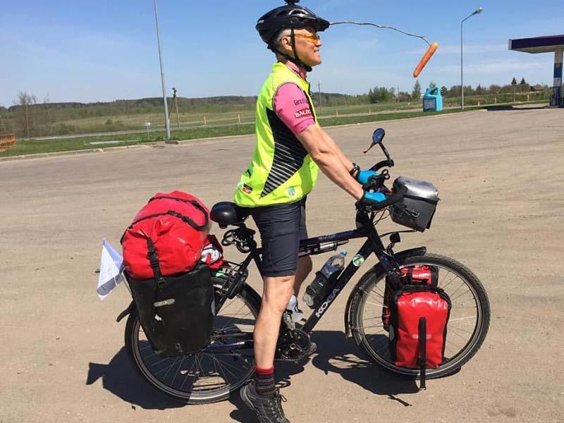 Кто еще совершал кругосветные путешествия на велосипеде