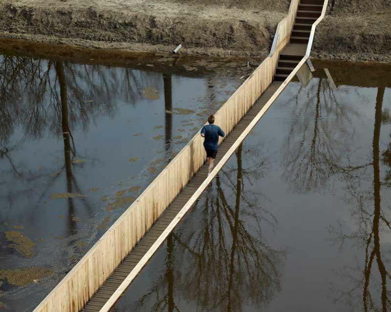 Моисеев Мост: особенности конструкции