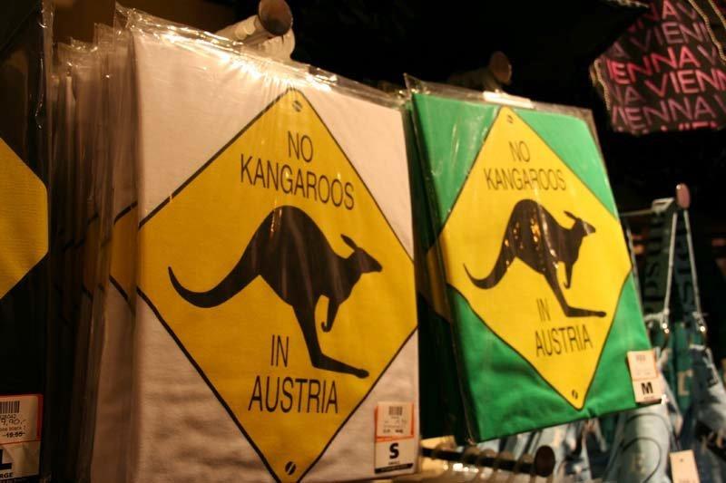 Есть в Австрии кенгуру и почему про них спрашивают туристы