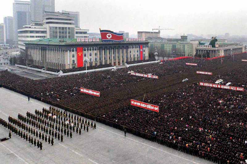 Северную Корею Нельзя посещать другую страну