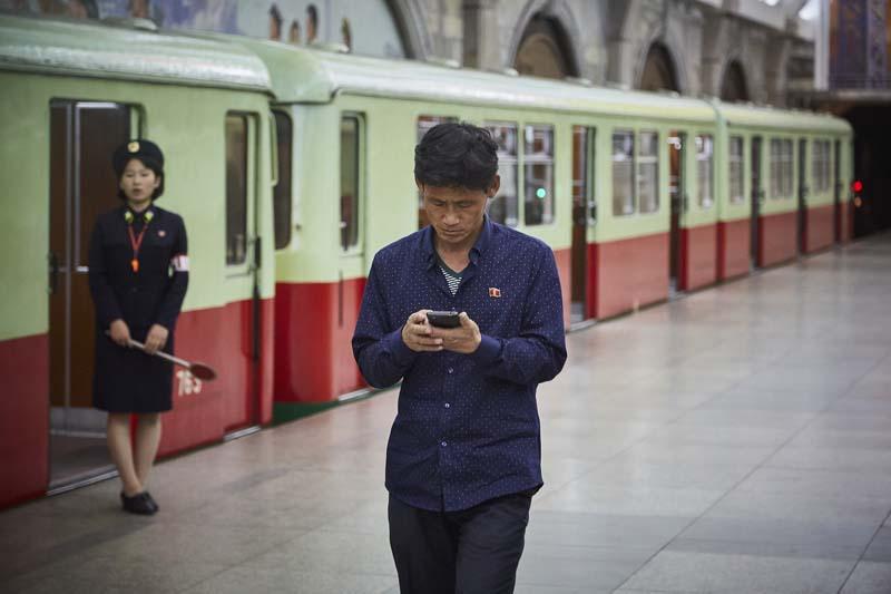 Северную Корею Невозможность позвонить за границу
