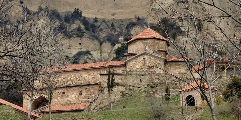 Шио-Мгвимский монастырь возрожден