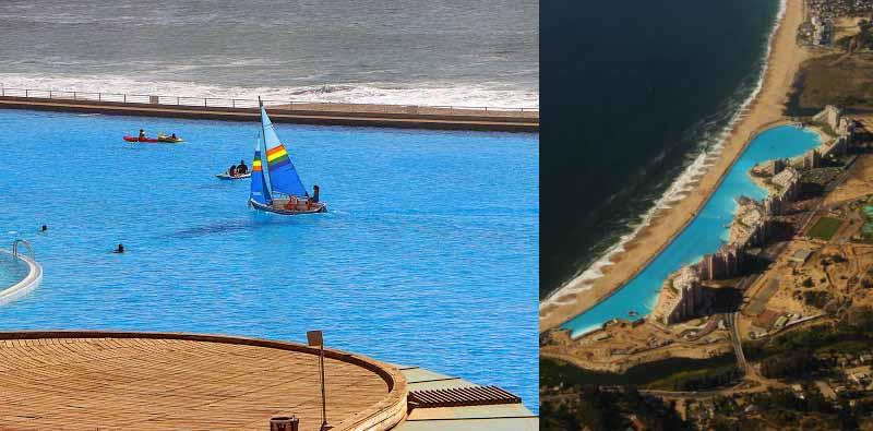 Особенности самого большого в мире бассейна