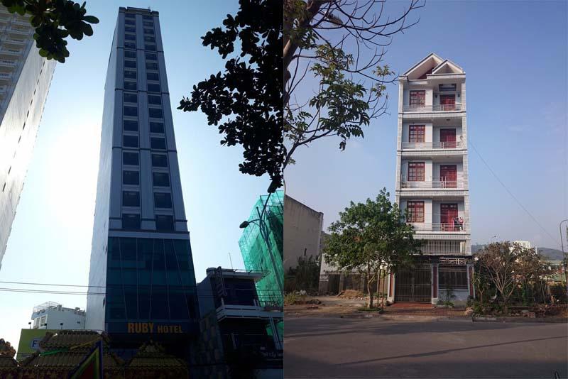 Правила диктует высокая стоимость землиВьетнама