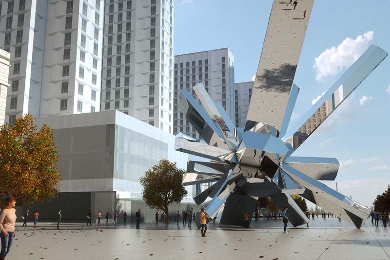В Москве установят самый крупный в мире арт-объект