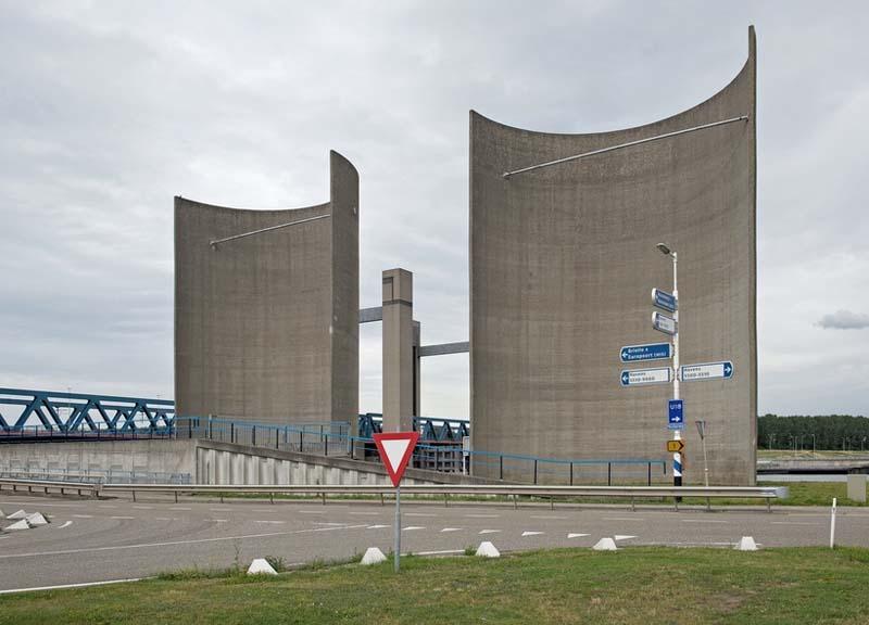 Город Розенбург находится на берегу Северного моря
