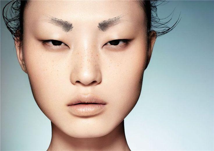 Как ученые объясняют наличие узкого разреза глаз у азиатов