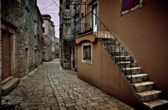 Сколько сантиметров в ширину имеет самая узкая чешская улица