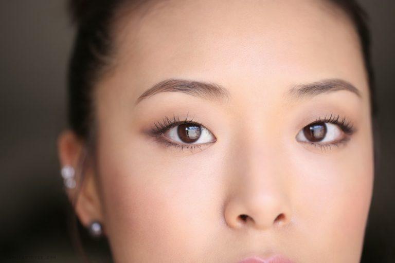 азиат узкие глаза