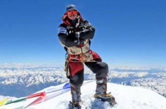 Нирмал Пурджа взобрался на самые высокие горные вершины