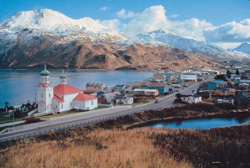 Почему продали Аляску