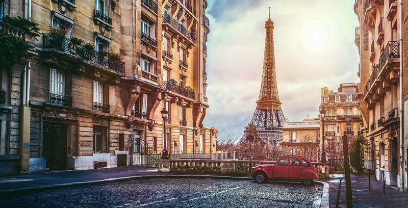 Во Франции налог на окна действует до сих пор