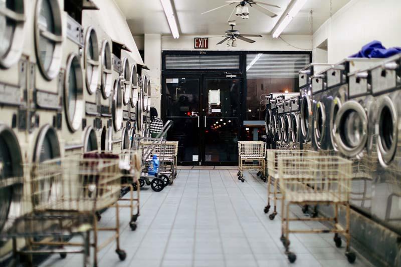 Почему стиральной машине не место в американском доме