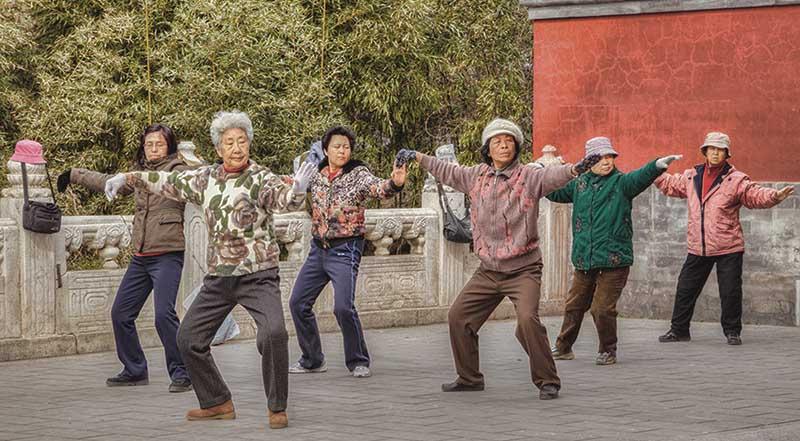в Китае есть достаточное количество различных льгот, которые существенно упрощают жизнь пенсионеров