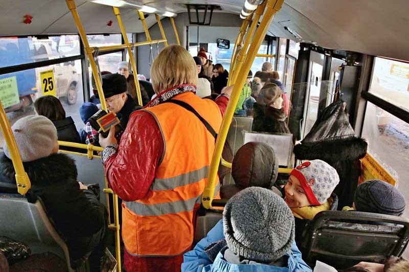 В каком городе жители бесплатно пользуются общественным транспортом