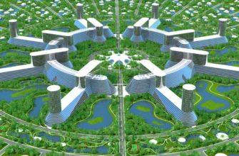 Где будет построен первый частный город в России