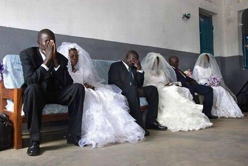 Развод по-гански