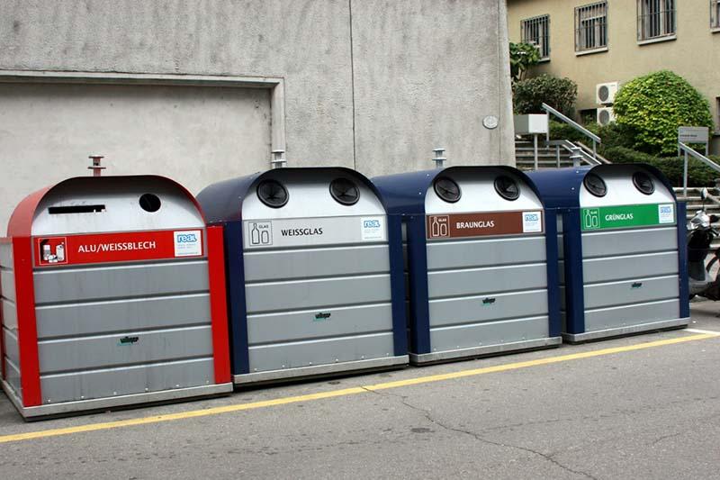Как в Швеции устроено распределение мусора