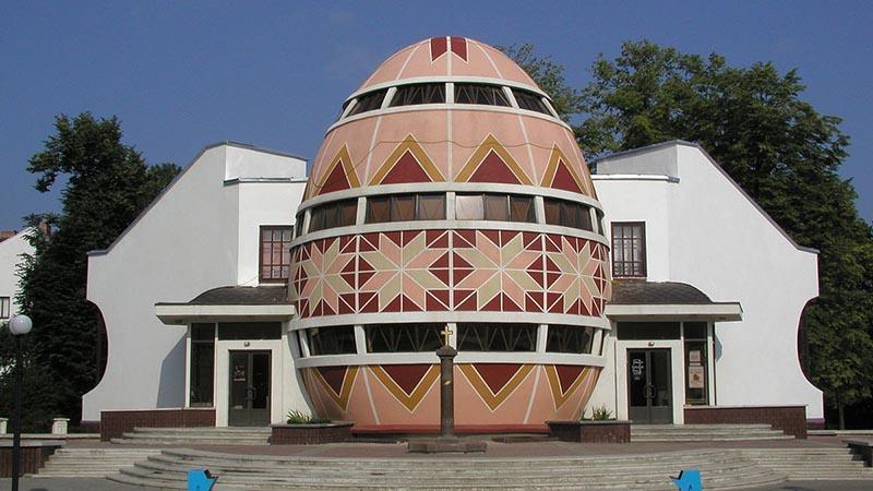 Музей «Писанка»