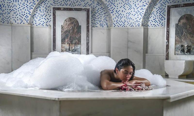 Зачем пупок в бане