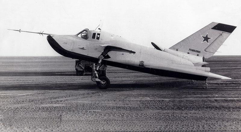 Арбузы помогли в эксперименте с самолетом «МиГ-106.11»