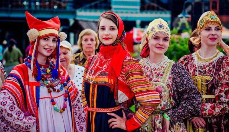 население россии