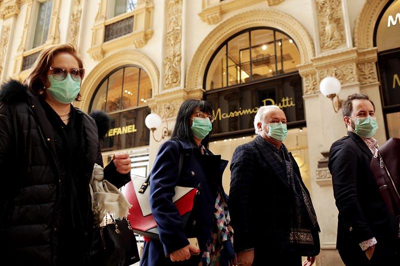 Туризм ждет крах во всем мире из-за коронавируса