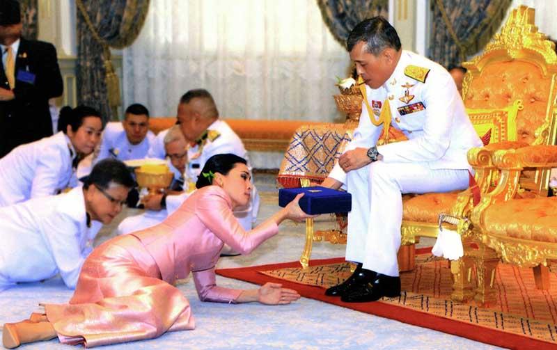 Далеко не королевский поступок с точки зрения тайцев