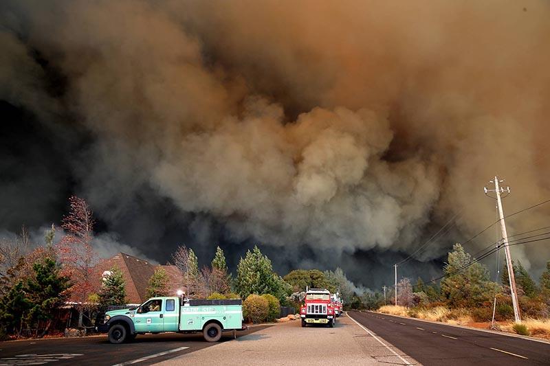 Почему один из городов США горит более полувека