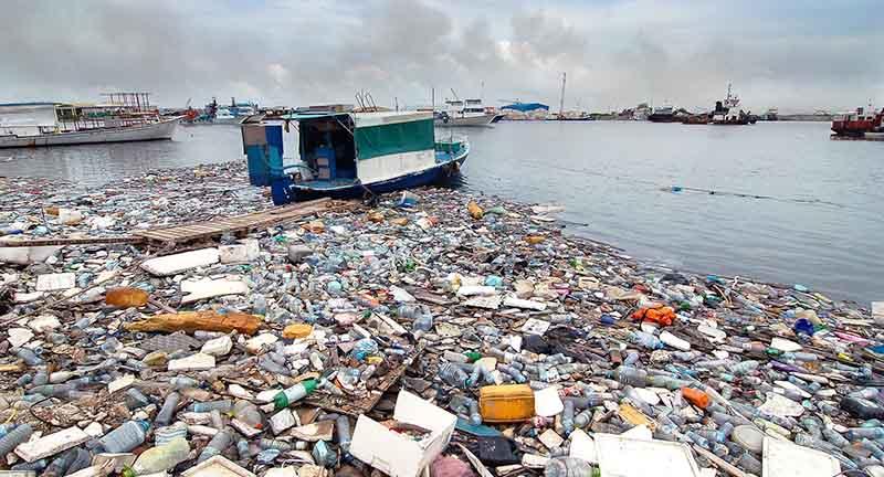 Как возник мусорный остров Тилафуши