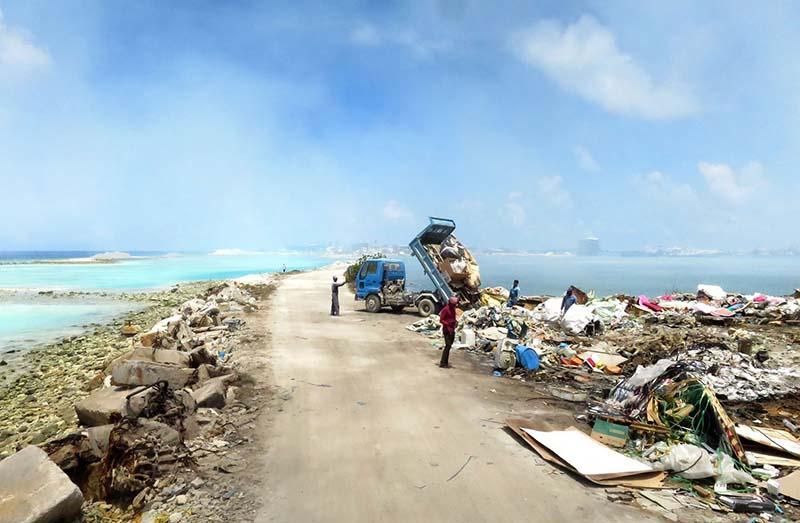 Мальдивы и мусор — две стороны одной медали