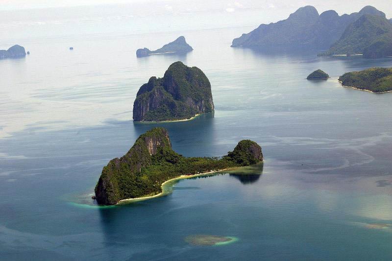 Остров-вертолет
