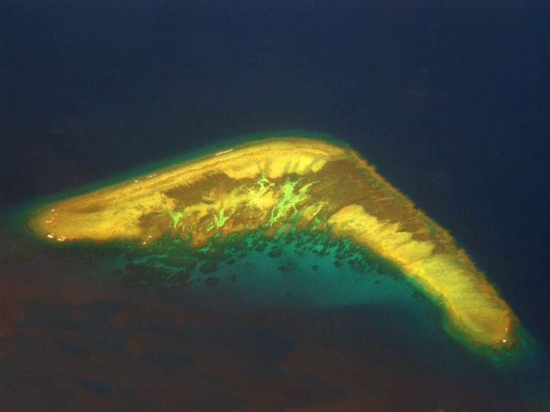 Остров-бумеранг