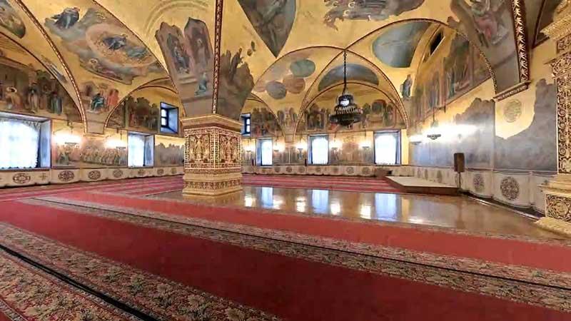 Музеи Кремля в Москве