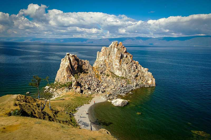 Остров Ольхон: самый крупный на Байкале
