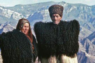 Как появились блондины на Кавказе