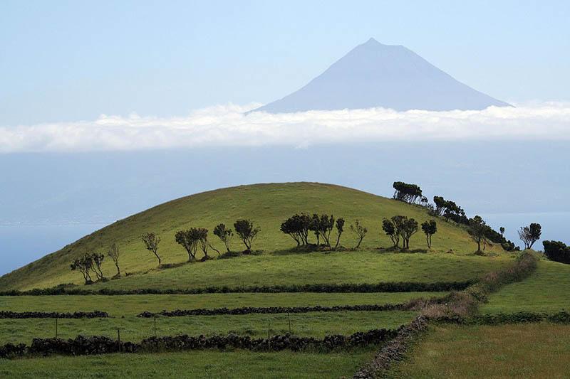 Азорские острова — это очень живописный уголок планеты