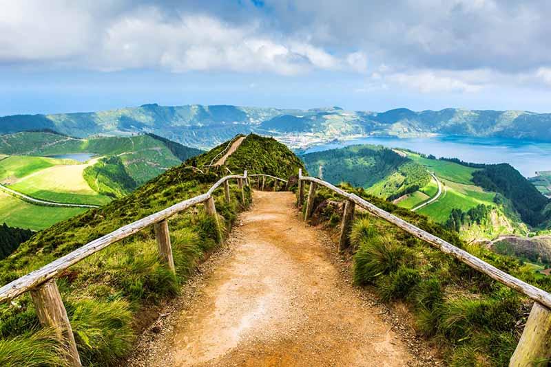 Как добраться и перемещаться по Азорским островам