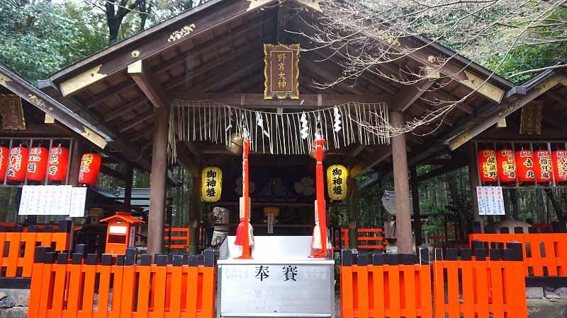 Храм электричества и радиоволн в Японии