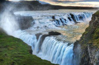 Красивейшие водопады в Исландии