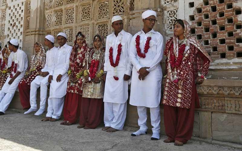 Роль кастовой принадлежности в любовных отношениях Индия